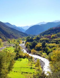 3 valleys and atlas mountains