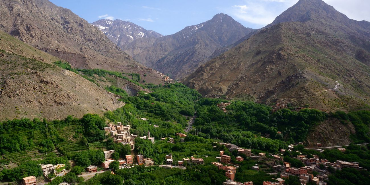 day trip to imlil kasbah and asni village