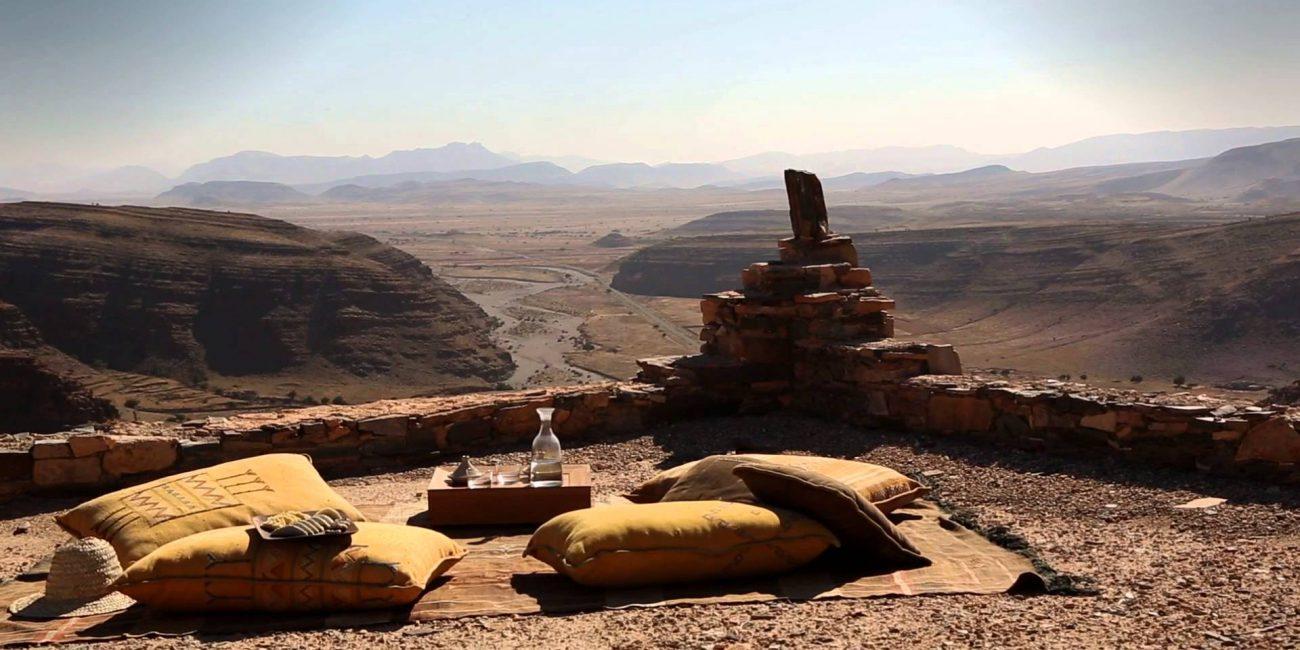 4 Day tour from fes to Marrakech via Mezouga