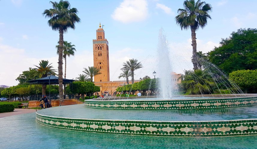 Save Money for a Big Moroccan Tour